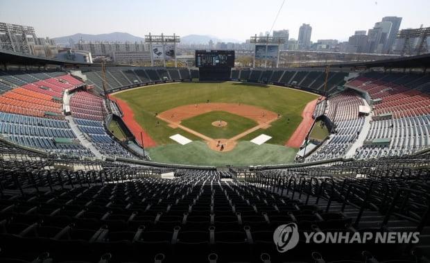 야구 투표 … 서울 / 부산 시장 후보, 경기장 신축 검토
