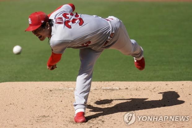 빅 리그 복귀 임박 김광현의 두 번째 시뮬레이션 게임… 5 이닝 6K