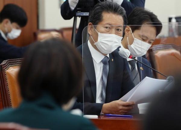 정청래 더불어민주당 의원 /사진=뉴스1