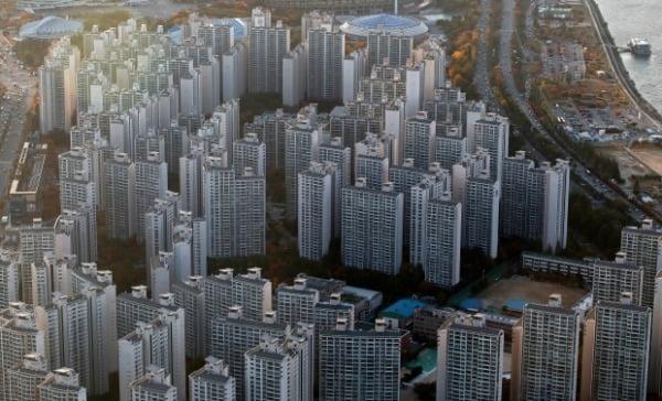 지난해 11월 서울 송파구의 한 아파트 단지의 모습 /사진=뉴스1