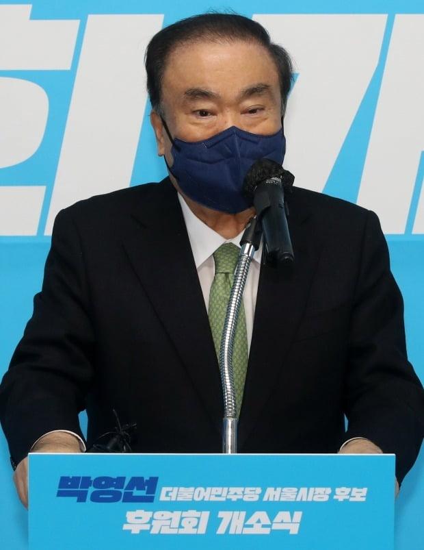 """문희상 """"文 결단력 부족… 조국 잘라냈어야"""""""