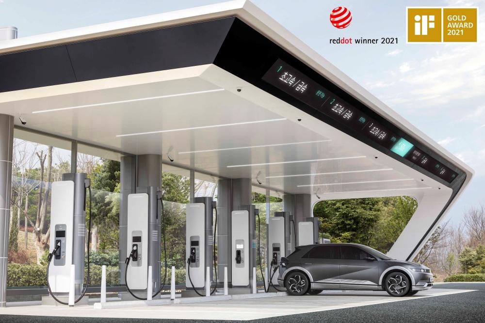 현대차·기아, '2021 iF디자인 어워드' 수상