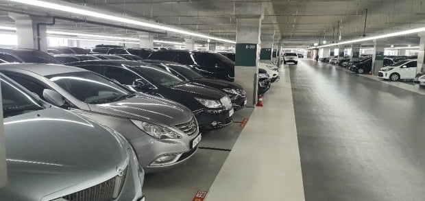 중고차 매매단지 전경. 사진=한국자동차매매사업조합연합회