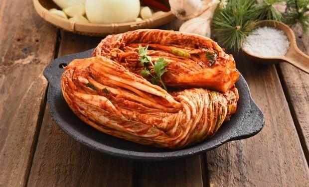 한국 전통 음식 김치/사진=게티이미지