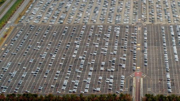 지난달 13일 차량용 반도체 대란 여파로 가동이 중단된 현대자동차 아산공장 모습./ 사진=연합뉴스
