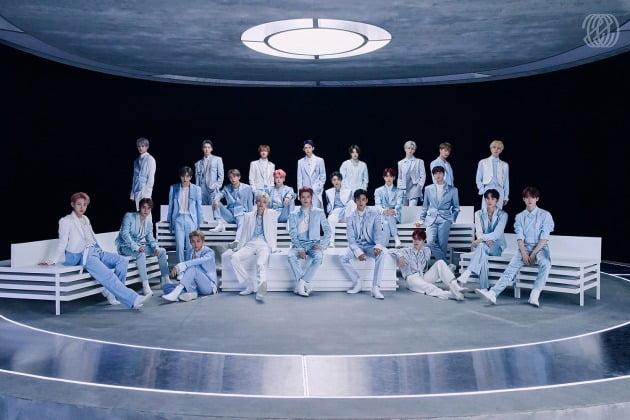NCT /사진=SM엔터테인먼트