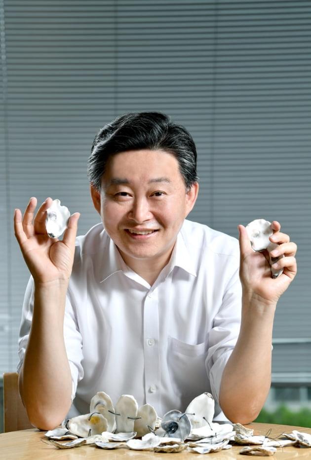 [전남대기술지주회사 초기창업패키지] '대양에스씨' 수산물 수출 1위 김, 스마트 AI 기술로 우량 김 종자 길러낸다