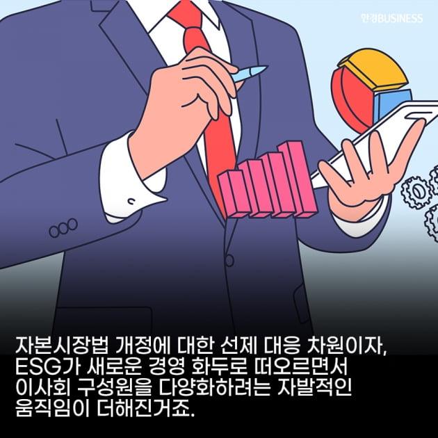 [영상 뉴스] 대기업들, 여성 사외이사 앞다퉈 모셔간다. 왜?