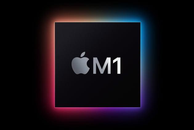 애플 M1 프로세서. 연합뉴스