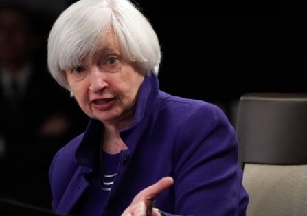 """고용쇼크에 옐런 """"근본 추세 아냐""""…SEC 수장은 """"비트코인은 투기적"""""""