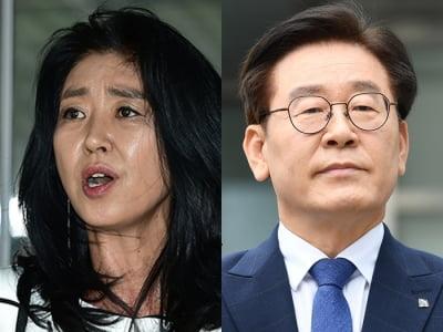 """이재명 부친 일화 소개에…김부선 """"또 뻥이야?"""" 저격"""