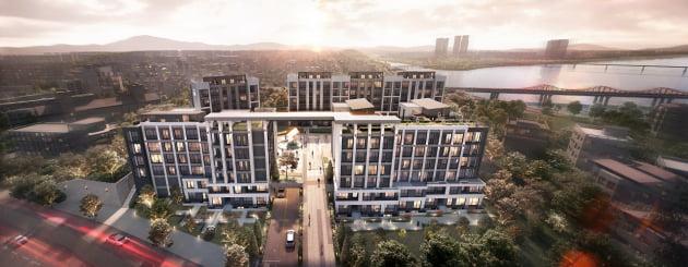 현대건설, 한남동 재건축·의정부 재개발 수주