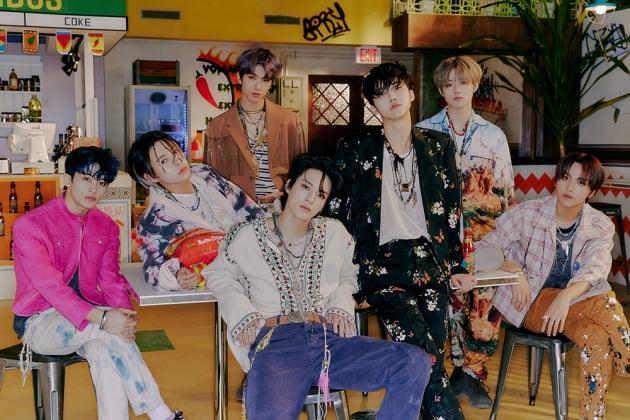 그룹 NCT DREAM /사진=SM엔터테인먼트 제공
