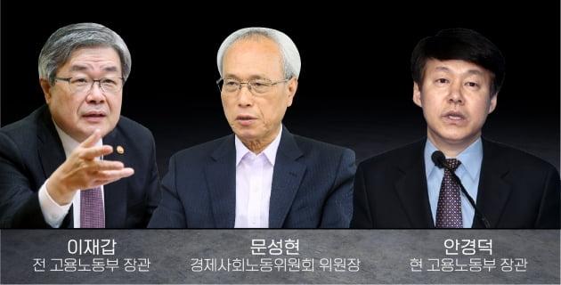 이재갑 전 장관의 당부, 안경덕 신임 장관의 약속…'정책보완 1호'는 중대재해법?