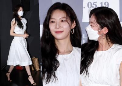 '샤랄라 여신' 공승연, 혼자만 사는 미모