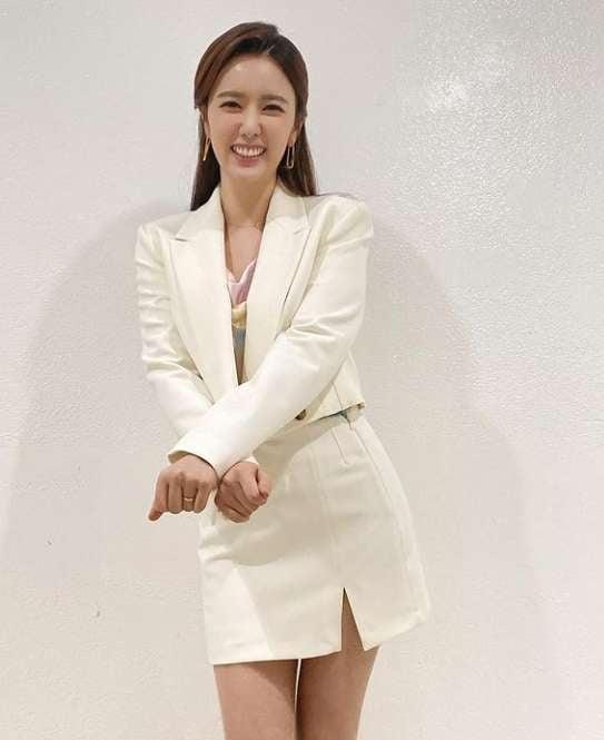 정지원 KBS 아나운서/사진=정지원 아나운서 인스타그램