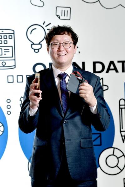 """[인천스타트업파크 스타트업 CEO] 신재식 알에프아이오티 대표 """"전자·조선·물류 다양한 분야에 RFID 기술 적용"""""""
