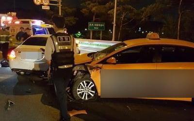 도로에 정차했다 사망한 여배우, 남편은 음주운전 방조 혐의 '불기소'