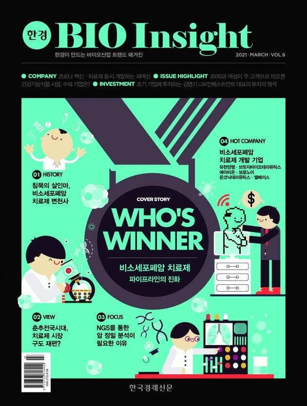한경바이오인사이트 Vol.6 - 2021년 3월호