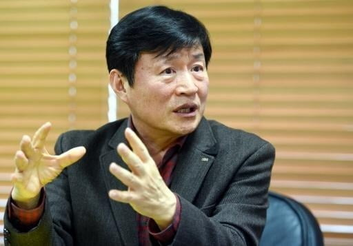 강남훈 전 홈앤쇼핑 대표
