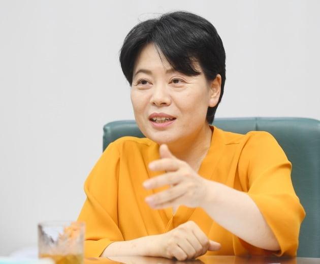 윤희숙 미래통합당 의원. 사진=한경DB