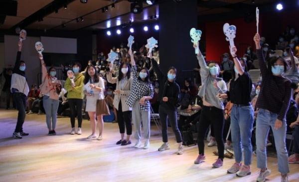 한국관광공사가 지난 15일 코로나19 확산 이후 1년 6개월 만에 중국 베이징 주중 한국문화원에서 '한국에 가서 놀자'라는 주제로 관광 설명회를 열었다. 사진은 한국 관광 설명회. 한국관광공사 베이징지사 제공