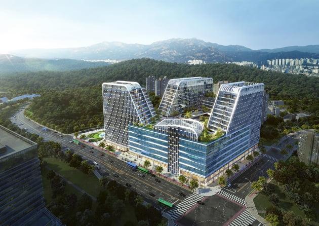 현대엔지니어링, 다음달 고양 향동지구에 지식산업센터 '현대 테라타워 DMC' 선봬