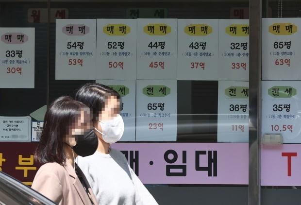 서울 집값 상승세 지속…'매물 부족' 서초 전셋값 급등