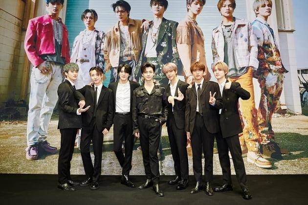 NCT DREAM /사진=SM엔터테인먼트 제공