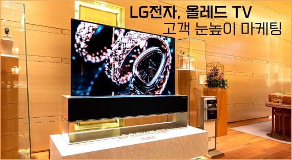 '어떤 TV를 살까' 고민하는 고객에게, LG전자는…