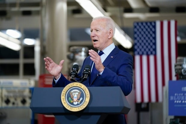 조 바이든 미국 대통령 / 사진=AP