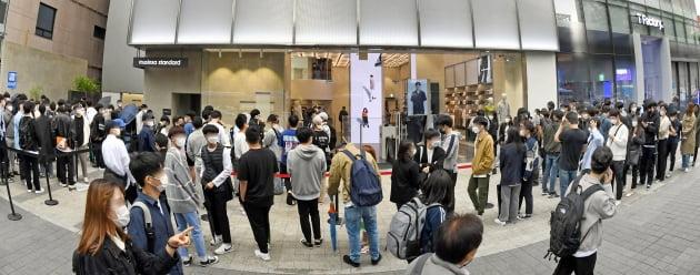 플래그십 스토어 '무신사 스탠다드 홍대' 오픈