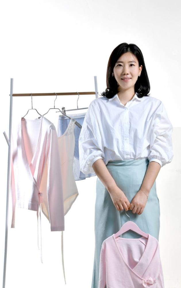 """[전남대기술지주회사 초기창업패키지] 를르베부티크, """"한국식 바느질 기술로 제작한 발레 의류, 해외 시장에 잘 팔려요"""""""