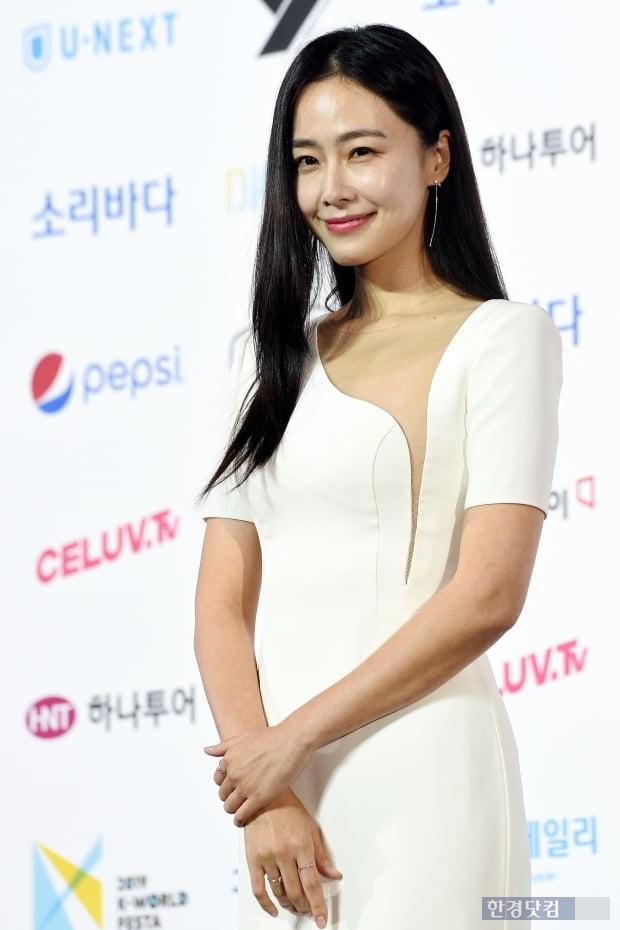 배우 홍수현/사진=한경DB