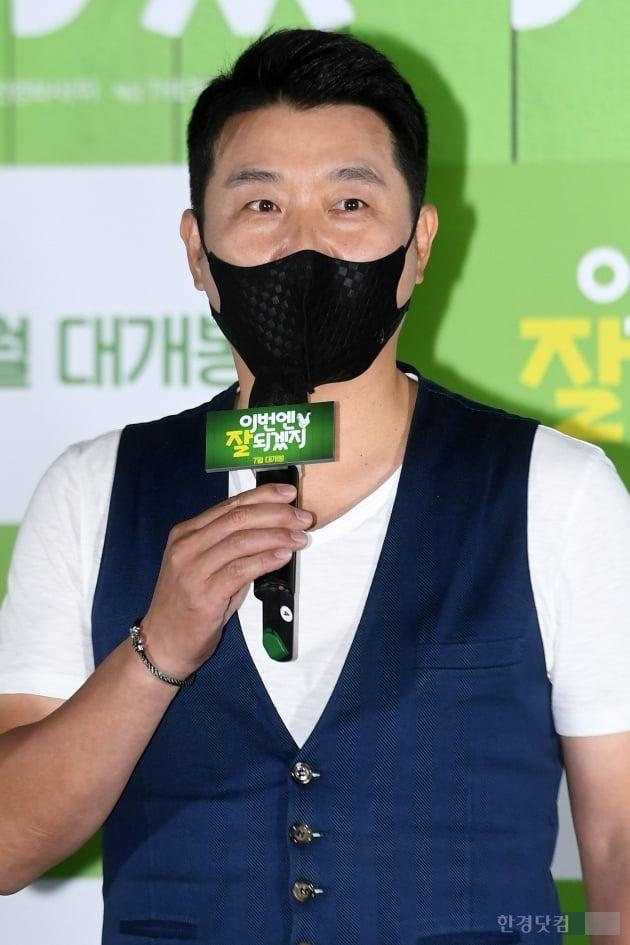 [포토] 이상훈, '악역전문배우 아닙니다~'