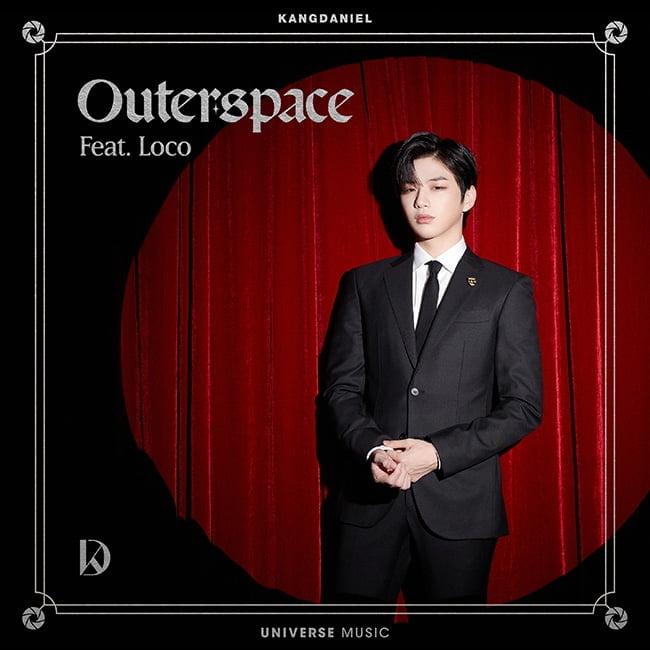 강다니엘, 13일 신곡 'Outerspace (Feat. 로꼬)' 음원과 뮤직비디오 공개
