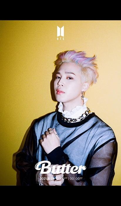 방탄소년단, 새 디지털 싱글 `Butter` 두 번째 티저 포토 공개…매혹 그 자체