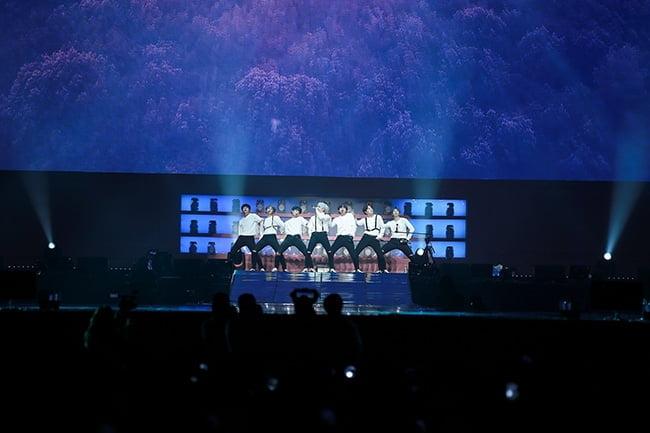 방탄소년단, 고척돔 팬미팅 '4TH MUSTER 서울' TV 첫 방송…아미와의 행복한 시간 추억
