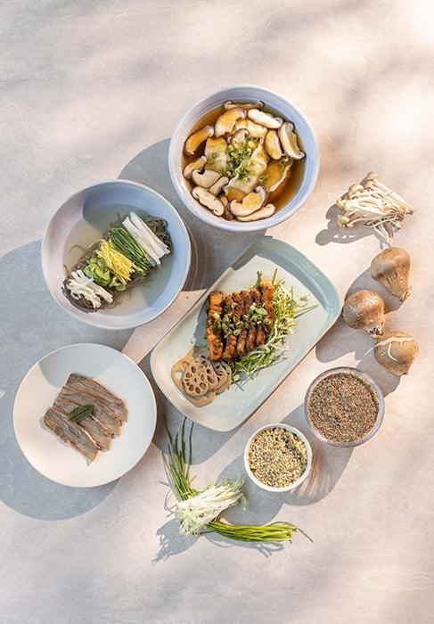 파크로쉬 리조트앤웰니스, 건강과 맛 모두 사로잡은 여름 신 메뉴 출시