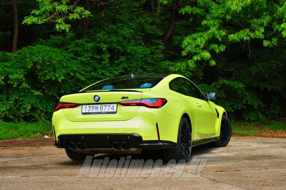 [시승]출구없는 매력, BMW M4