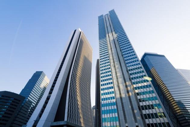 도쿄 시내의 빌딩들. / 사진=게티이미지뱅크