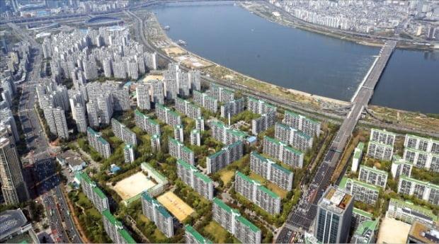 정비계획 보류에도…잠실5 재건축 기대 '여전'