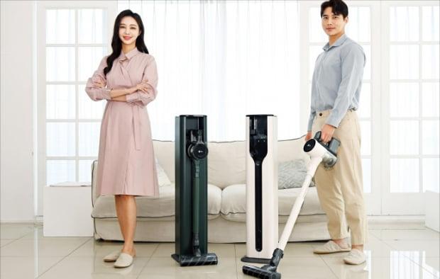 공기청정기·무선청소기도 오브제컬렉션으로 만난다