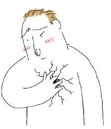 [생활속의 건강이야기] 위치 따라 다른 '가슴 통증'