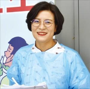 """임지영 간호사 """"코호트격리 지휘…진폐증 환자 감염 막아"""""""