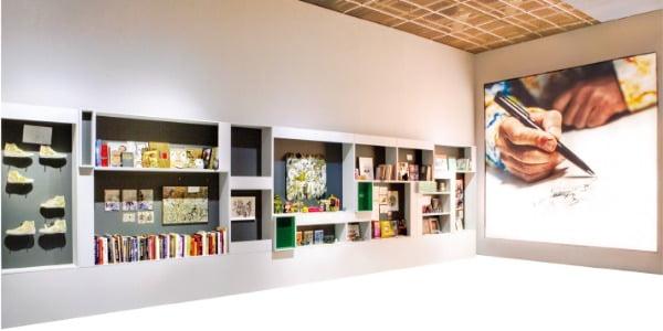 마천루가 품은 예술공간…현대미술의 다채로움 오롯이