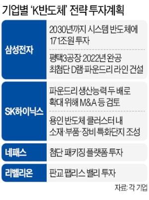 """파운드리 투자 133조→171조로…삼성 """"세계 1위 조기 달성"""""""