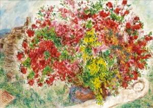 샤갈 그림, 45억에 국내 경매 나와…위상 높아진 K미술