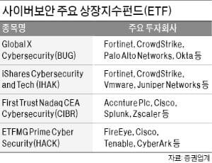 '송유관 해킹'에 美 발칵…사이버보안株 관심 커진다