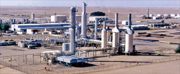 2005년부터 15년간 한국석유공사와 현대중공업 사이에서 소송이 벌어진 예멘의 마리브 유전.  한경DB